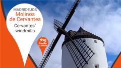 Molinos de Cervantes - Madridejos, Castilla-La Mancha - Cervantes' windmills