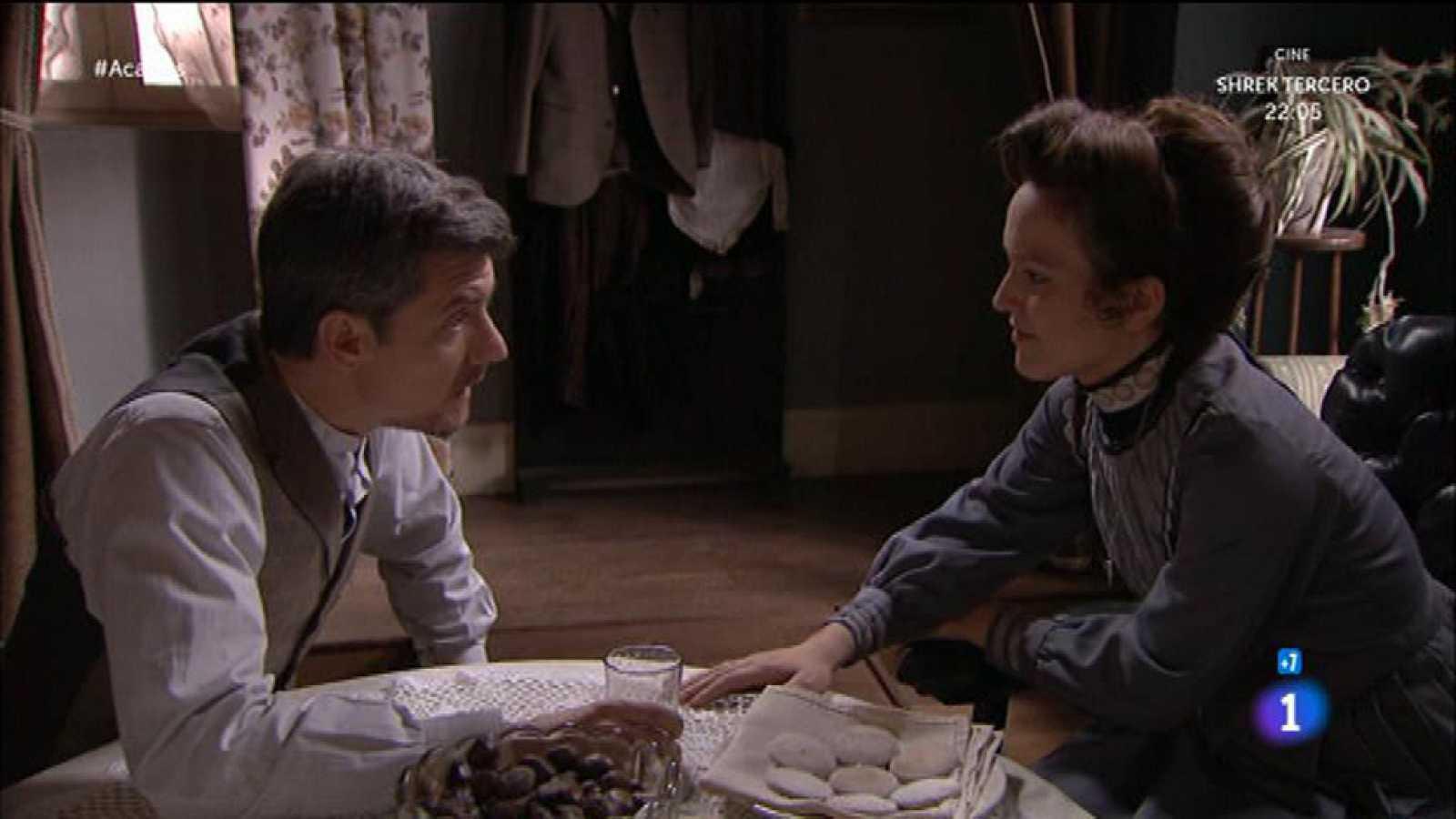 Mauro está convencido de que Cayetana mató a Úrsula