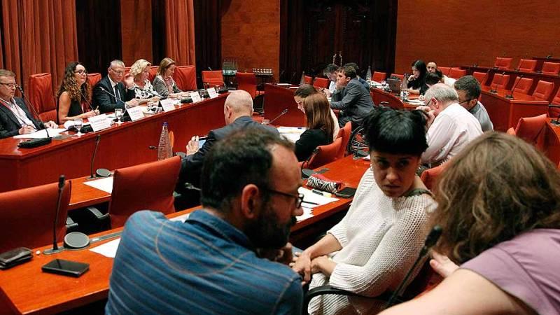 La CUP quiere un referéndum soberanista en el primer semestre de 2017