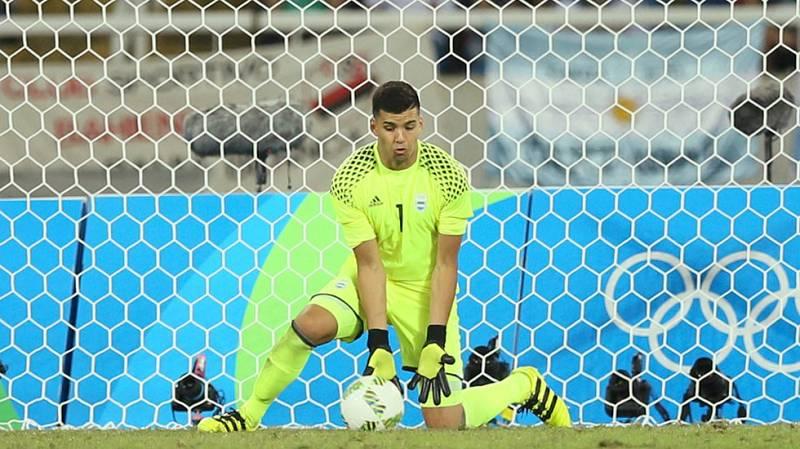 Portugal logra el segundo gol en un fallo garrafal de Rulli