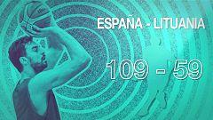 El Despertador: España barre a Lituania en baloncesto y Carolina Marín pasa a cuartos