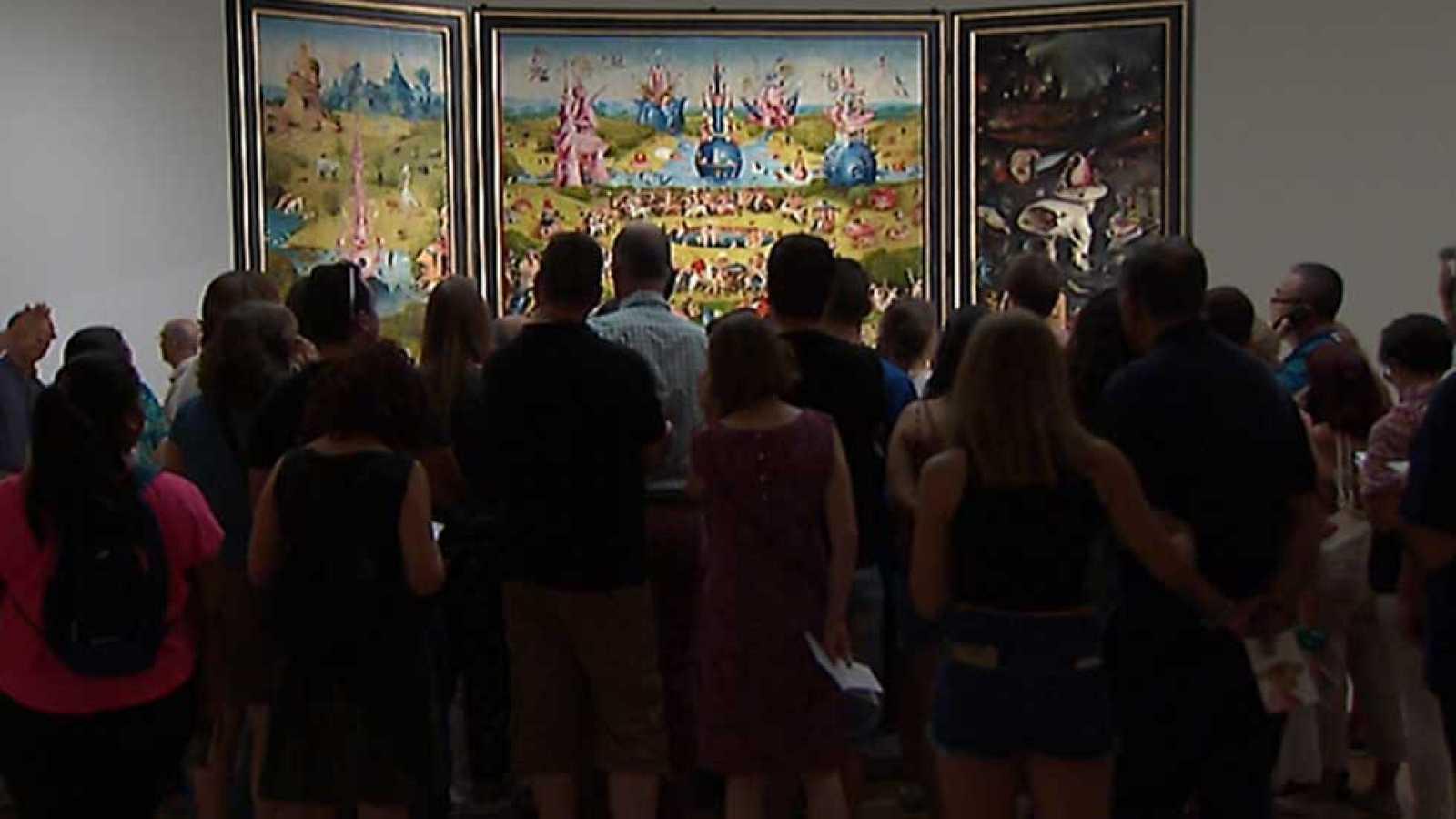 Más de 300.000 personas han visitado ya la muestra de El Bosco en el Prado