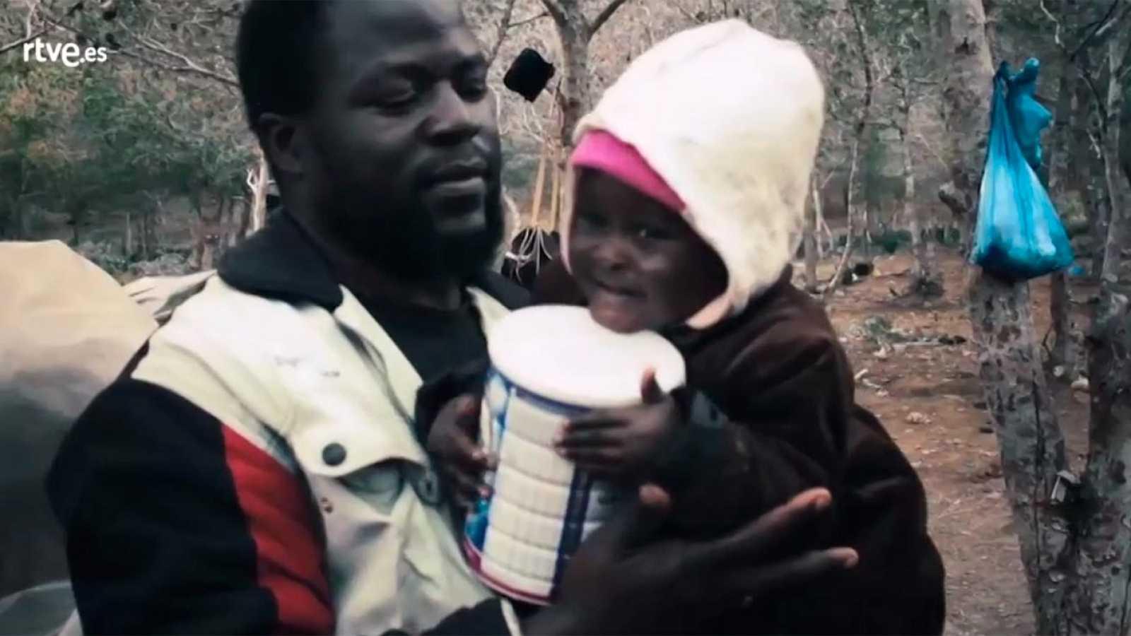 RTVE.es estrena el tráiler del documental 'Las lágrimas de África'