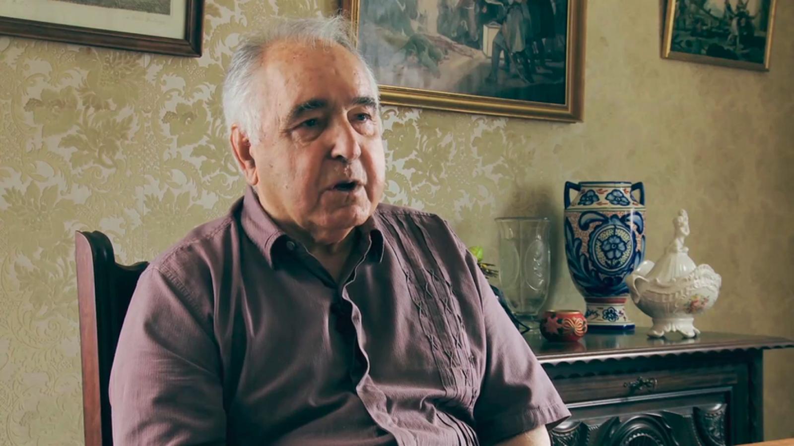 Avance del documental 'Camaradas'