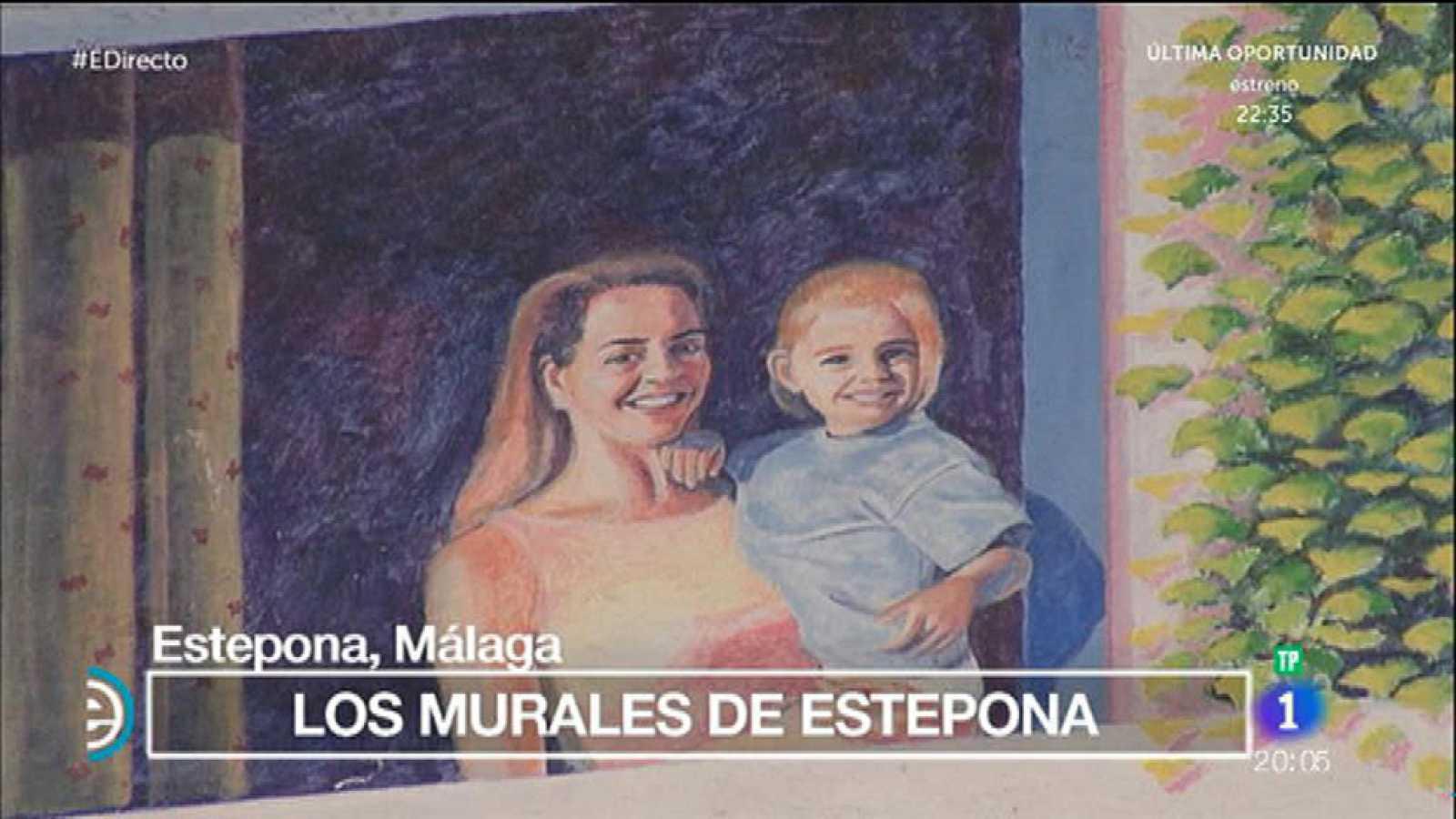Estepona, un pueblo con mucho arte