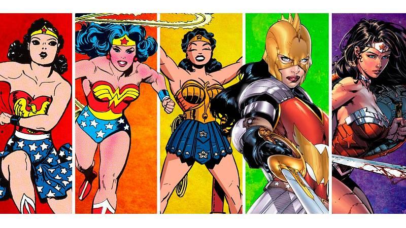 Video de DC Comics para celebrar el 75 aniversario de Wonder Woman