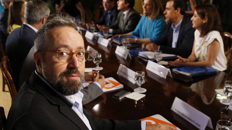 Ciudadanos da un ultimátum de 48 horas al PP para firmar el pacto de investidura