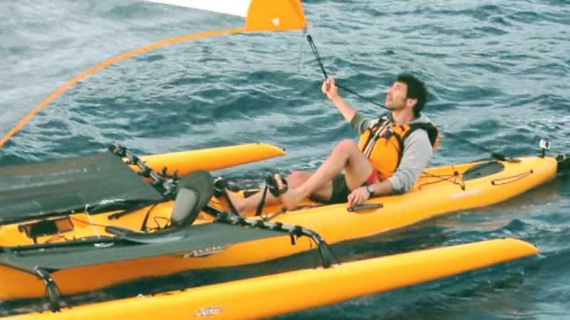 Capitán Q - Cadaqués - L'Ametlla de Mar - ver ahora
