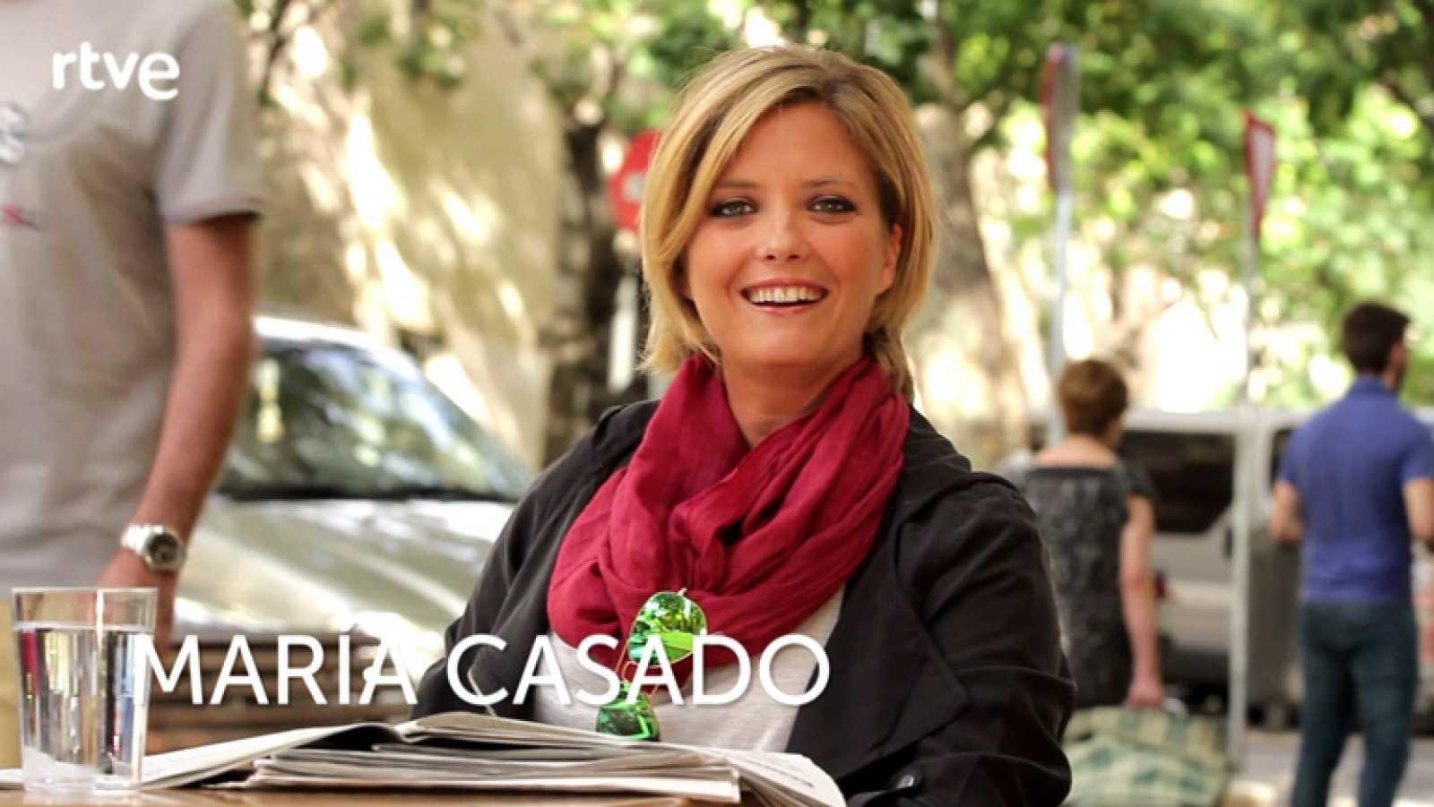 'La mañana de La 1' con María Casado
