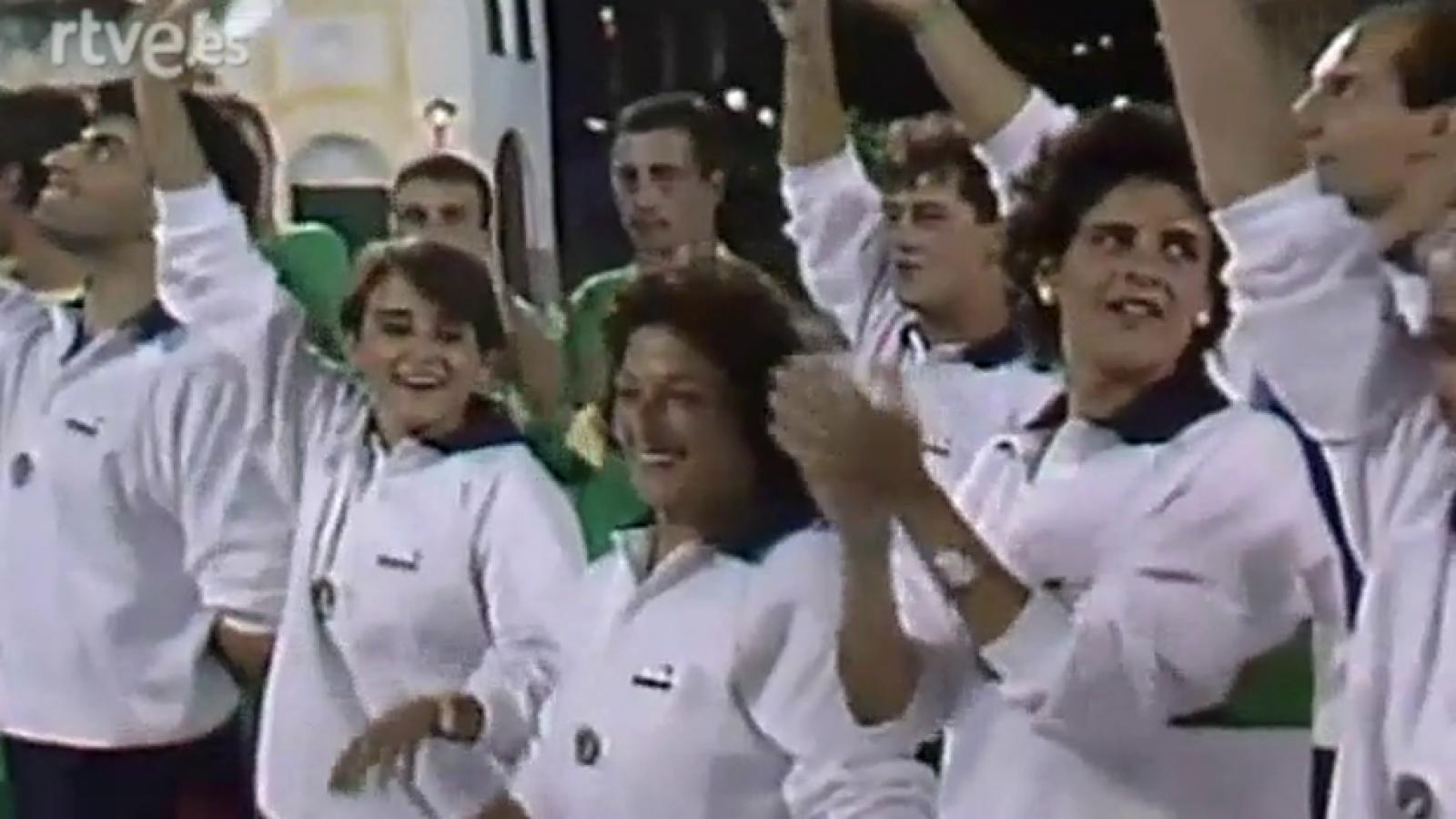 Juegos sin fronteras 1988 - España