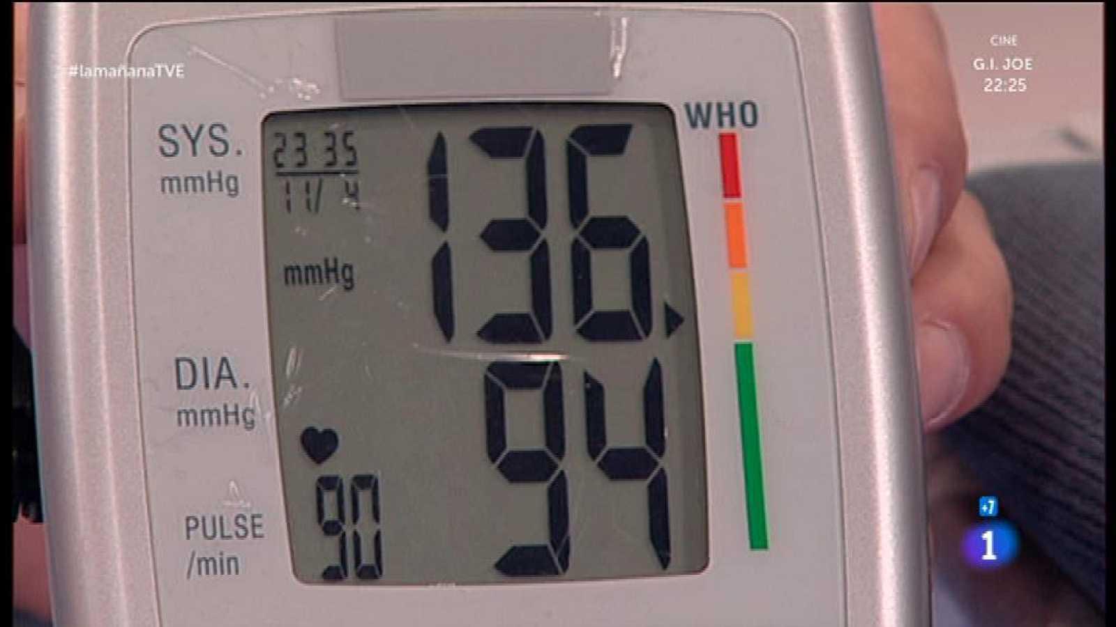 La tensión arterial en verano