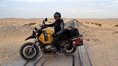 Diario de un nómada - Cabecera: destino Dakar