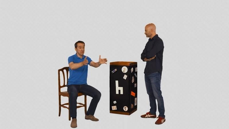 Desafía tu mente - Luis Boyano multiplica sillas