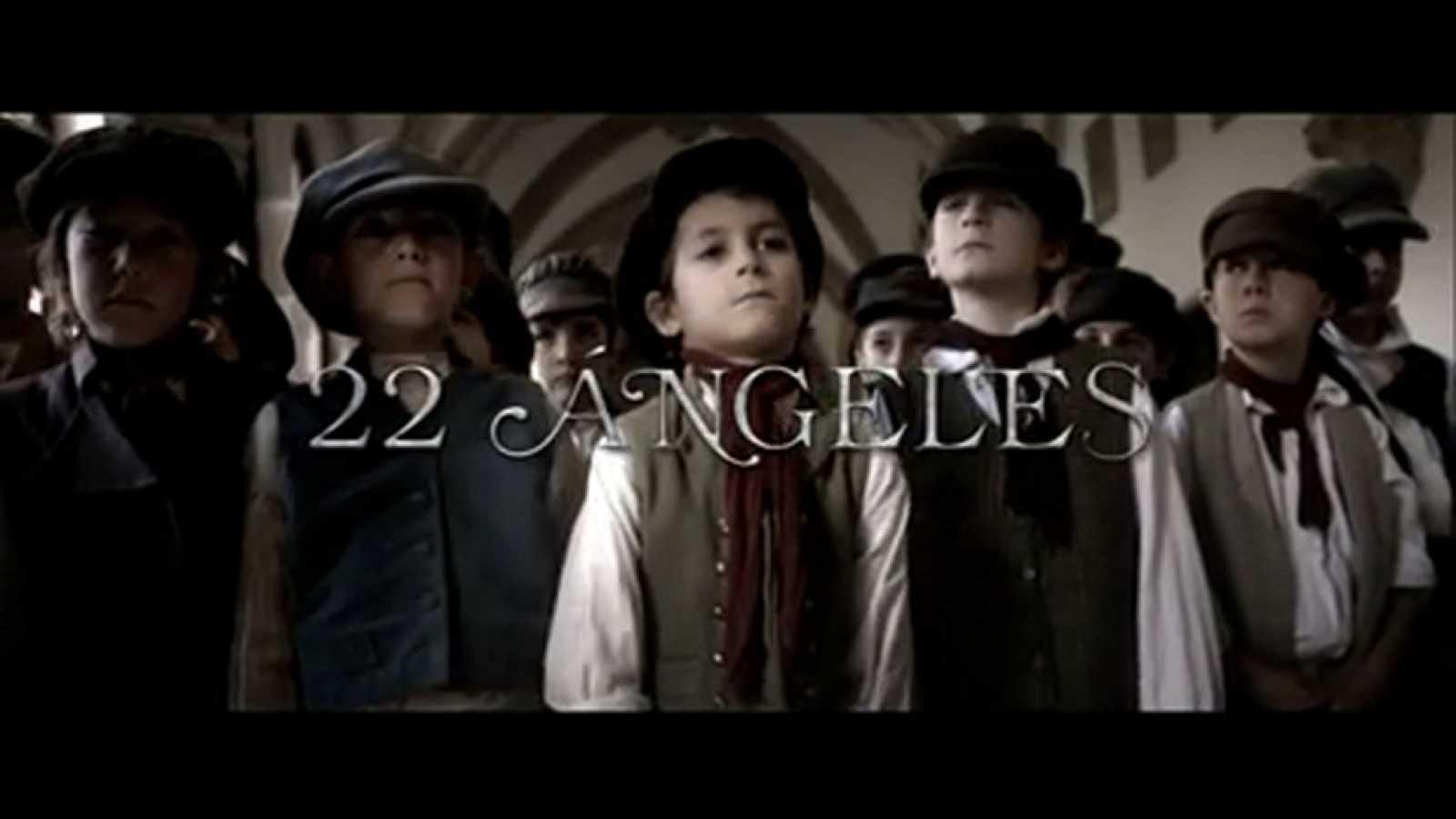 '22 ángeles', muy pronto estreno en La 1
