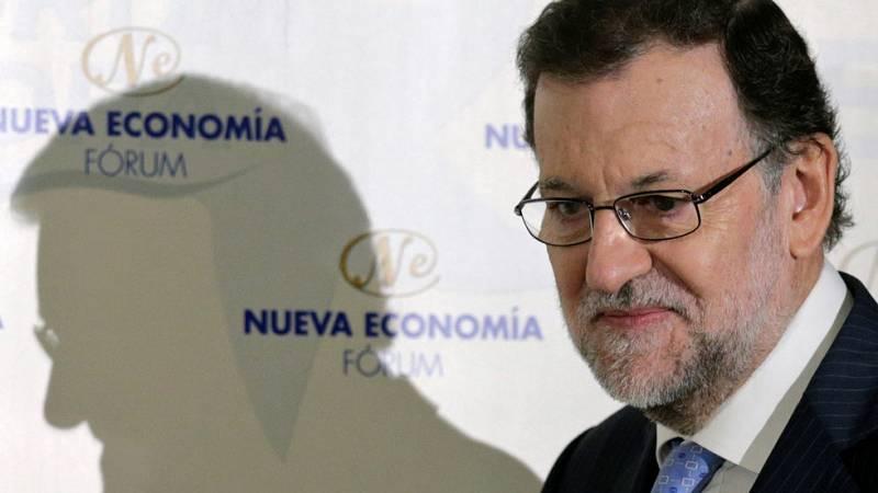 Rajoy elude pronunciarse sobre la polémica de Soria mientras que otros dirigentes del PP aplauden su renuncia