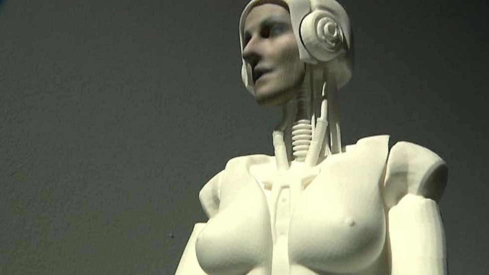 Metrópolis - VI Bienal de Arte Contemporáneo de la ONCE - ver ahora