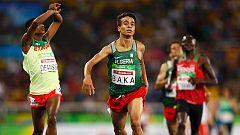 Final 1.500 metros T13 en los Juegos Paralímpicos de Río 2016