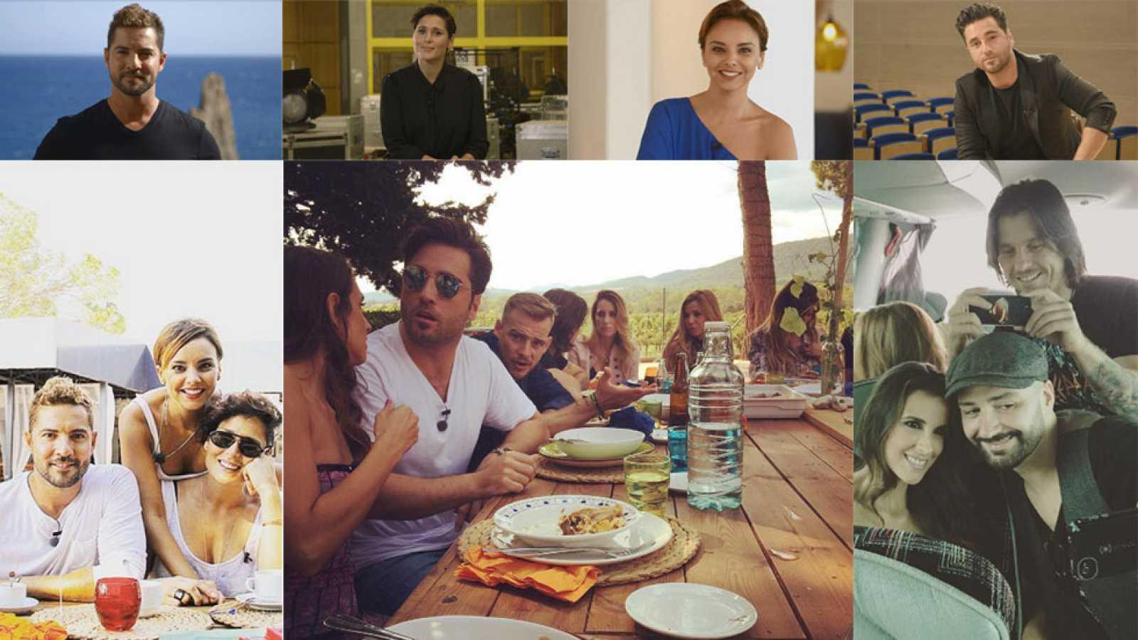 Los exconcursantes de Operación Triunfo 1 han colgado en las redes sociales fotos del reencuentro que tuvieron la pasada semana en Barcelona dentro de la grabación de tres documentales con motivo del 15 aniversario de OT. Además, han valorado qué ha