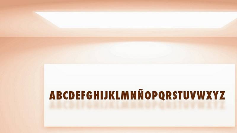 Desafía tu mente - ¿Eres capaz de decir el abecedario al revés?