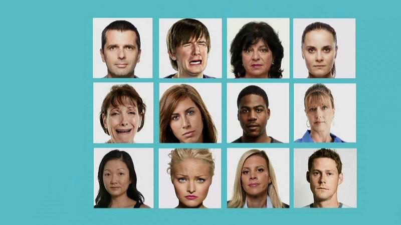 Desafía tu mente - Fíjate en estas caras e identifica lo que expresan