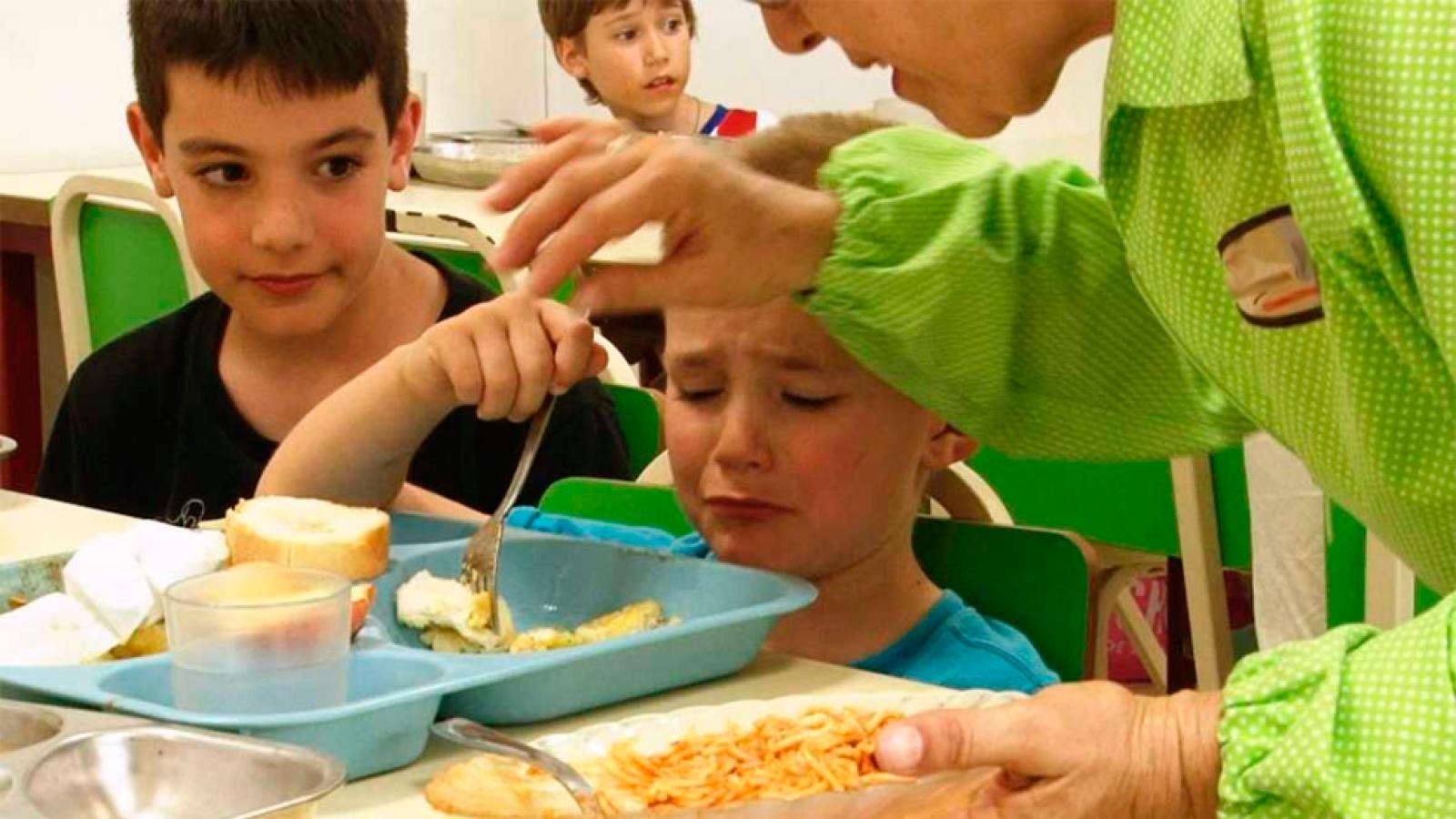 Dieta y nutrición: Comedores escolares