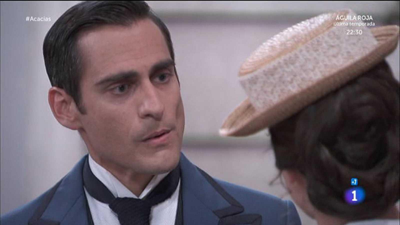 Teresa le pone los puntos sobre las íes al Duque