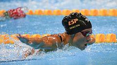 Sarai Gascón logra su tercera plata en los Paralímpicos de Río 2016