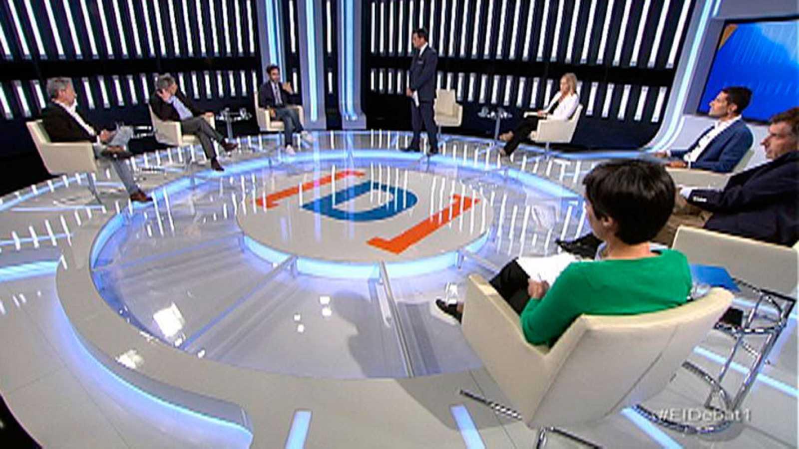El Debat de La 1 - 15/09/16 - Entrevista a Neus Munté
