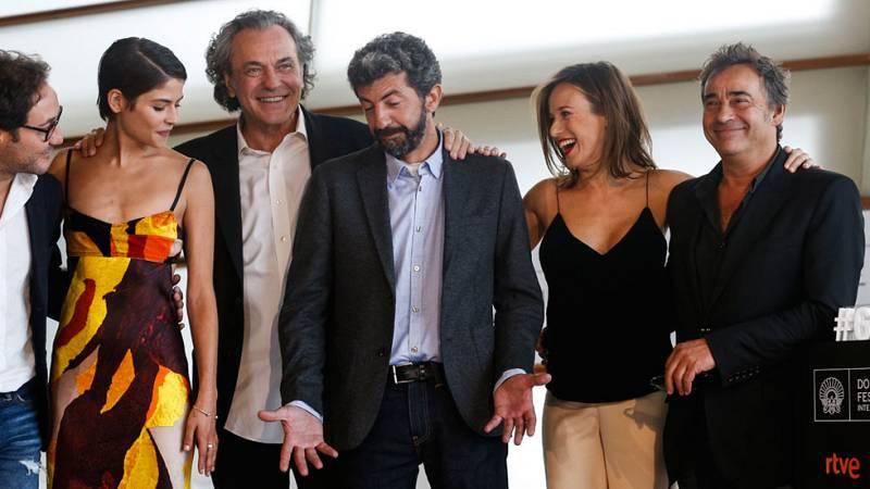 'El hombre de las mil caras', candidata al palmarés del Festival de Cine de San Sebastián