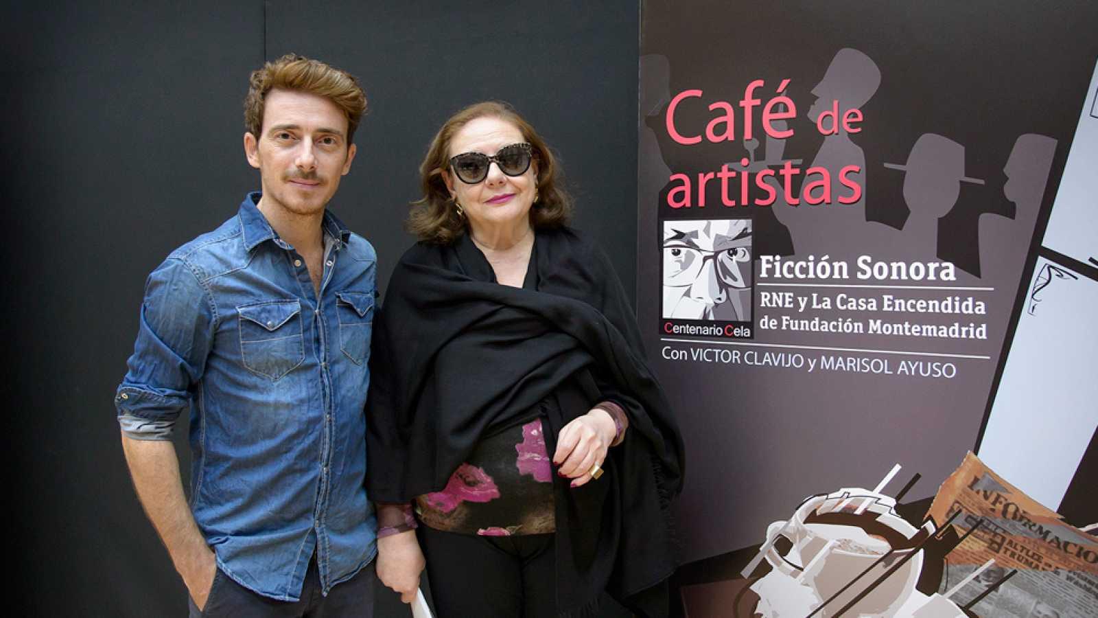Ficción sonora - En el ensayo de 'Café de Artistas', de Camilo José Cela - Ver ahora