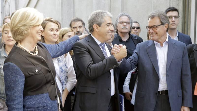 """Homs sobre su declaración por el 9N: """"La Fiscalía actúa al albur de lo que dicta el Gobierno del PP"""""""