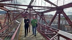 La mitad invisible - Puente Vizcaya - De Palacio