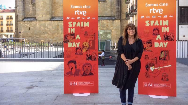 """Coixet: """"Si viene un marciano, puede saber cómo son los españoles viendo 'Spain in a day'"""""""
