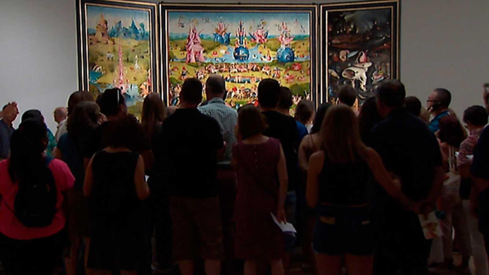 Casi 600.000 personas la han visto la exposición de El Bosco en el Museo del Prado
