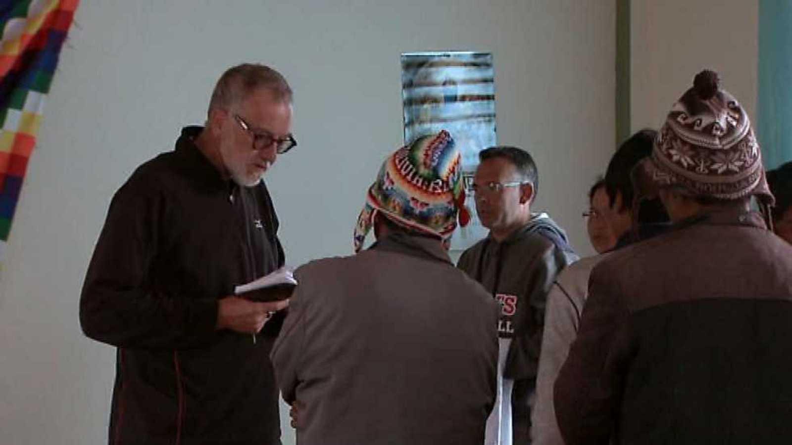 Pueblo de Dios - Bolivia, misiones de frontera - ver ahora