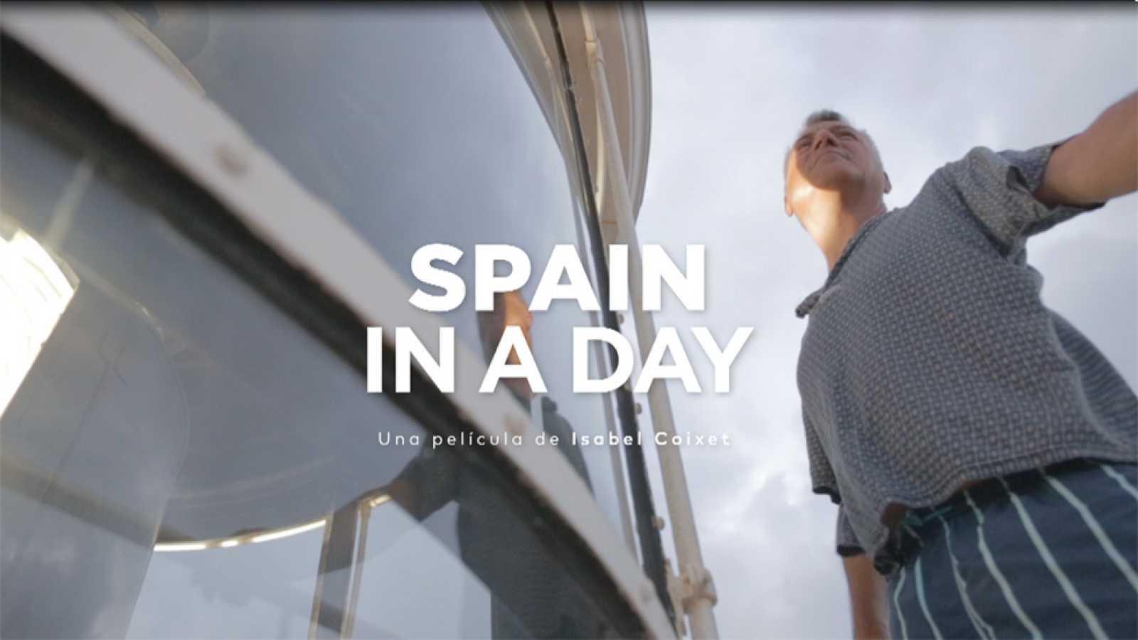 La vida en un faro, uno de los protagonistas de 'Spain in a day'