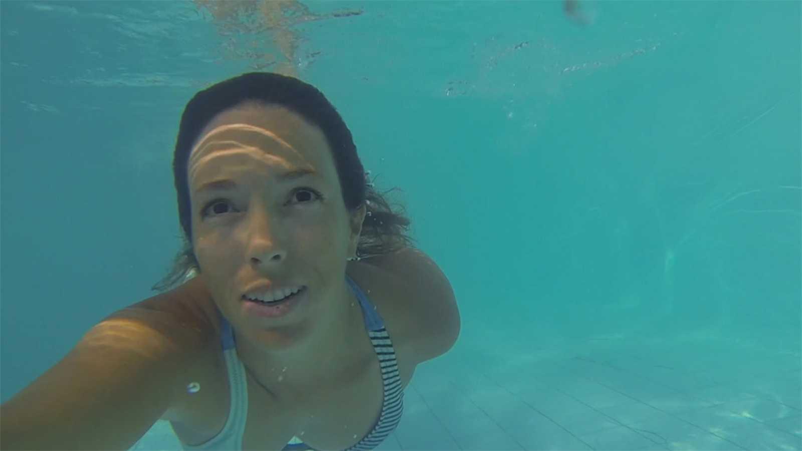 Imágenes bajo el agua en 'Spain in a day'