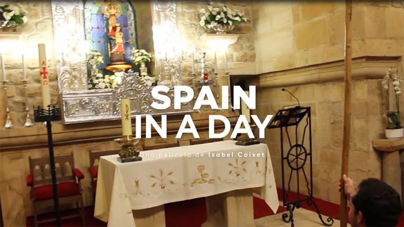Primeras imágenes de 'Spain in a day'