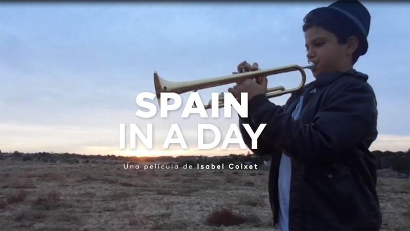 Música y bailes tradicionales en 'Spain in a day'