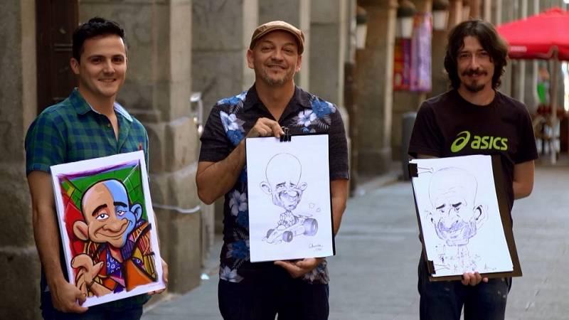 Desafía tu mente - Las tres caras de Antonio Lobato