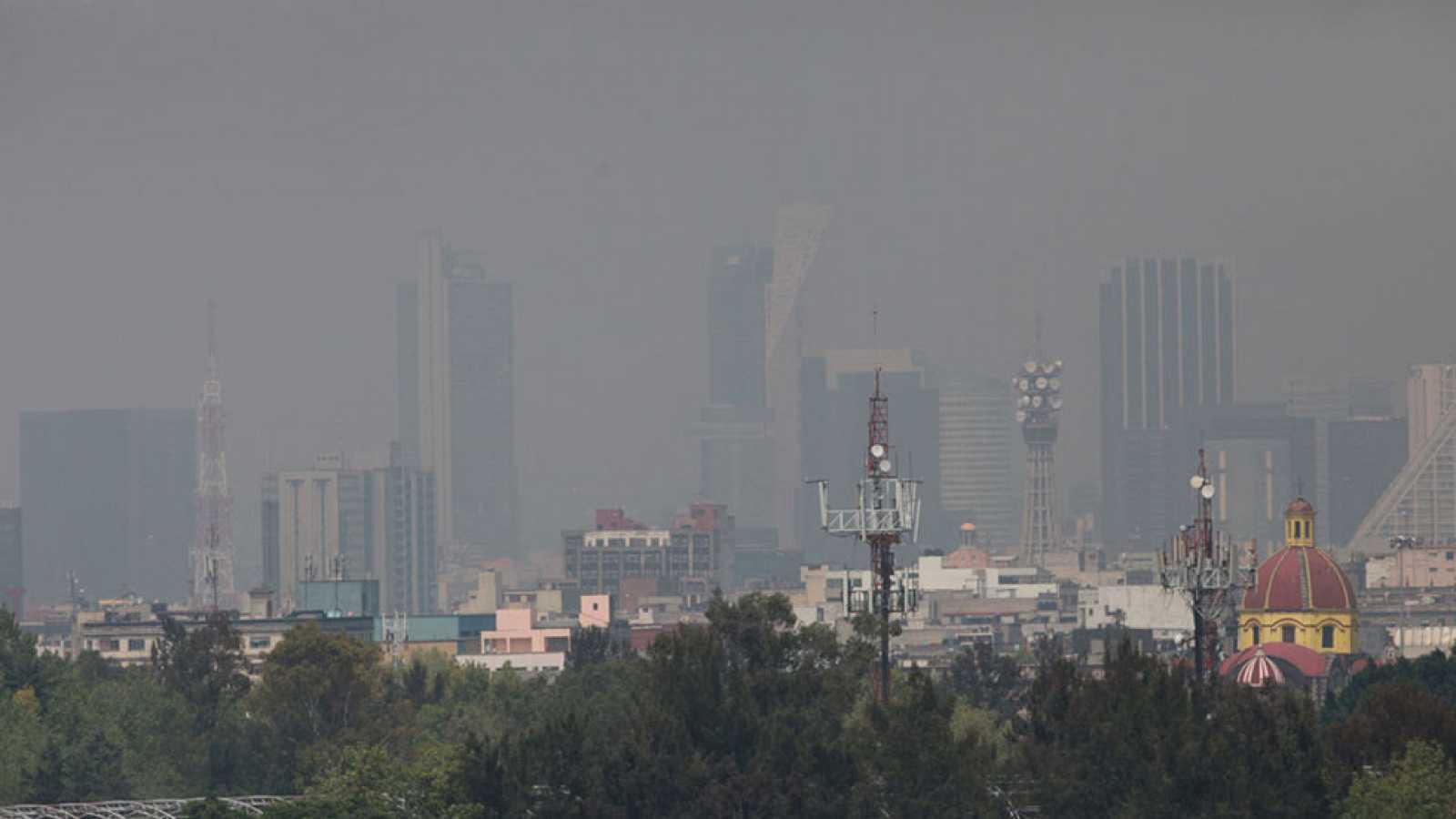 Alerta de la Organización Mundial de la Salud sobre la contaminación