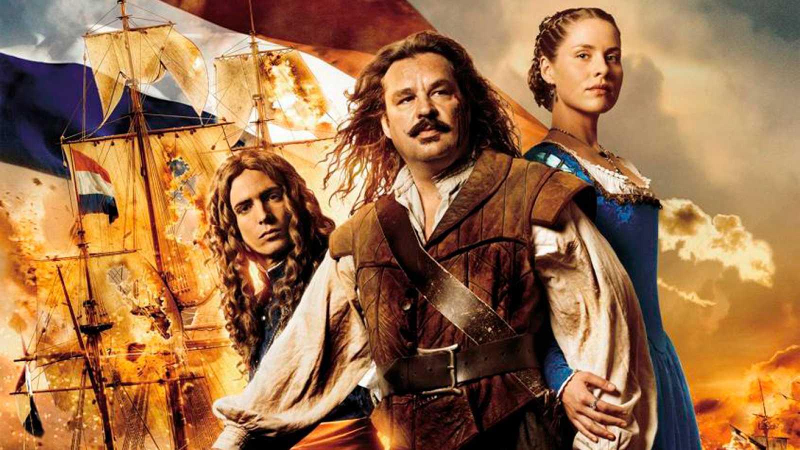 'Michiel de Ruyter: El almirante', una epopeya histórica el 13 de mayo en 'El Cine de La2'