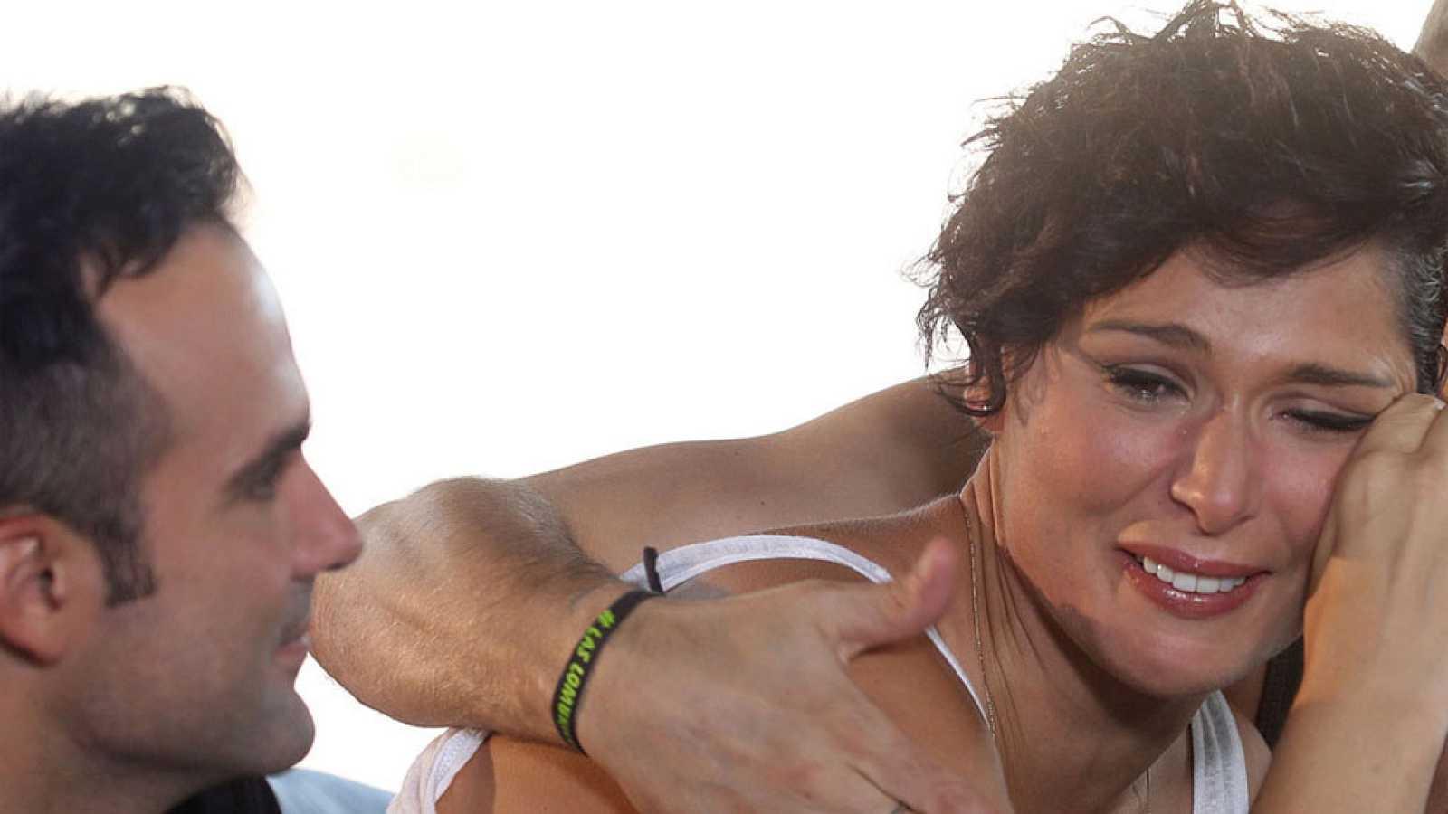 OT. El reencuentro - Rosa López vuelve a pisar el plató de 'Operación Triunfo'