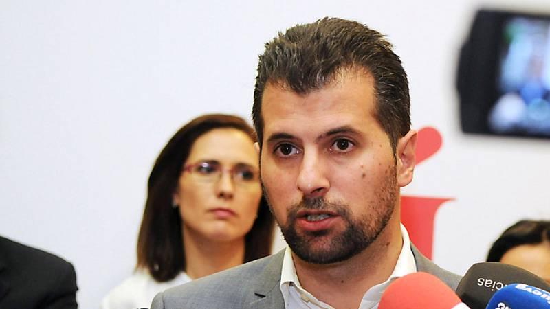 """Tudanca: """"Espero que no se busque una situación de interinidad que acabe facilitando un Gobierno del PP"""""""