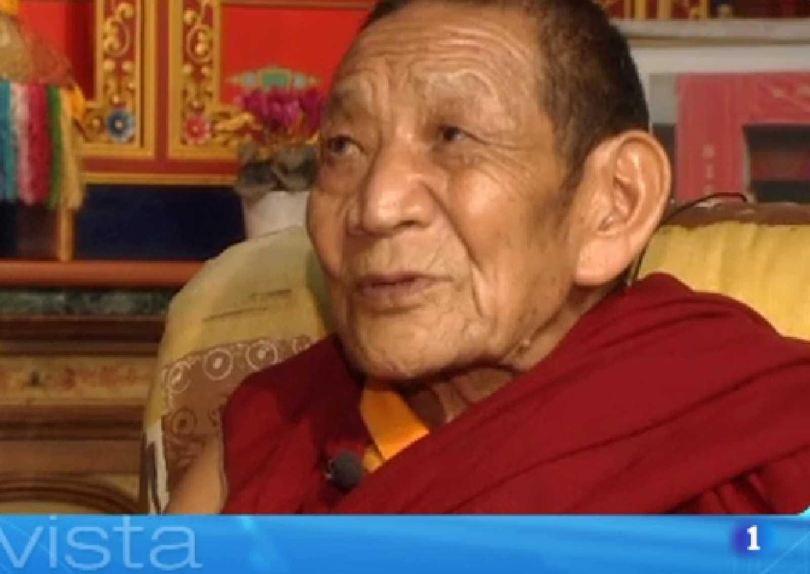 L'Entrevista de l'Informatiu Cap de Setmana:  Lama Monlam, de la casa del Tibet de Barcelona - 01/10/2016