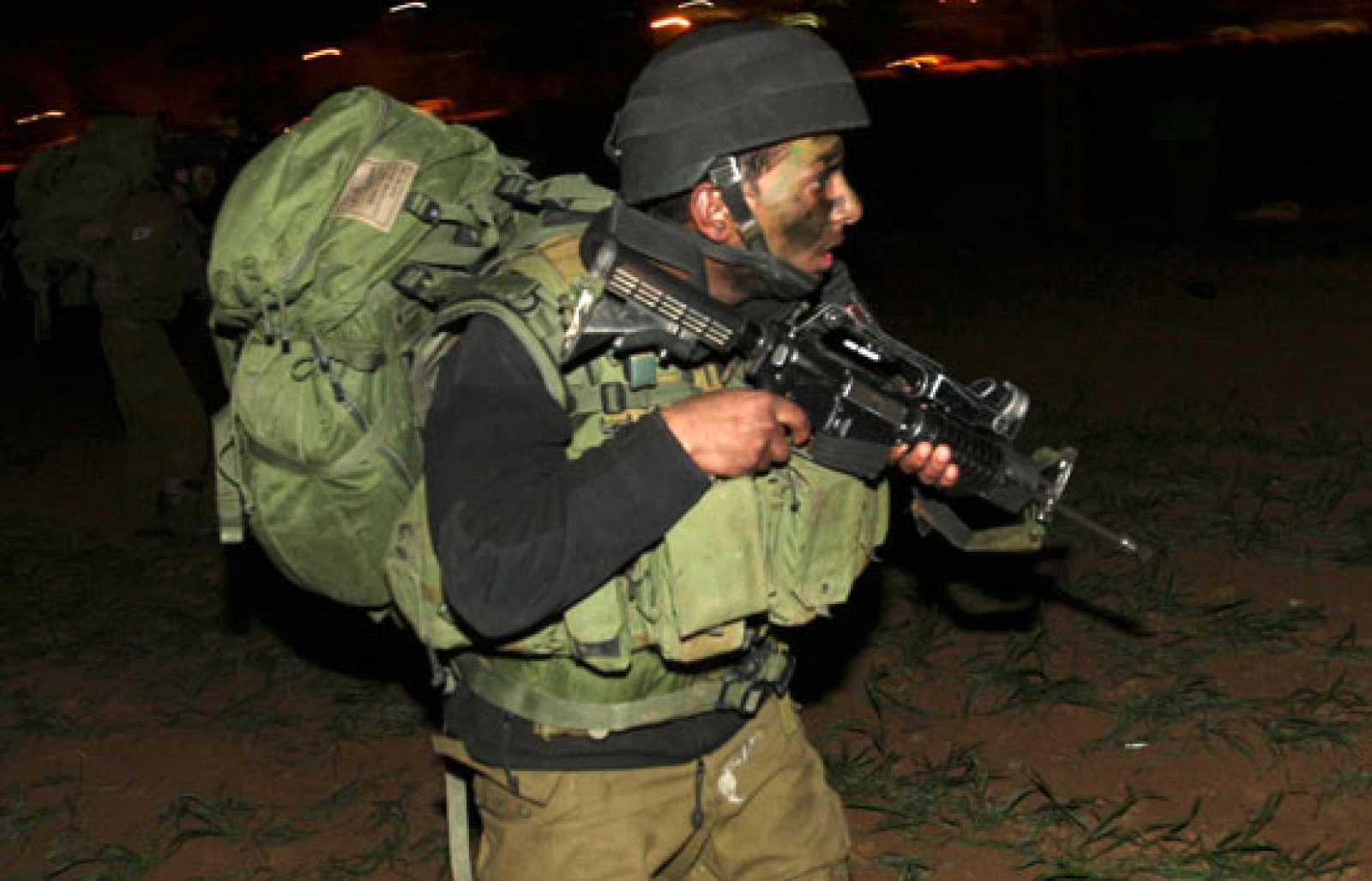 Tanques israelíes invaden Gaza