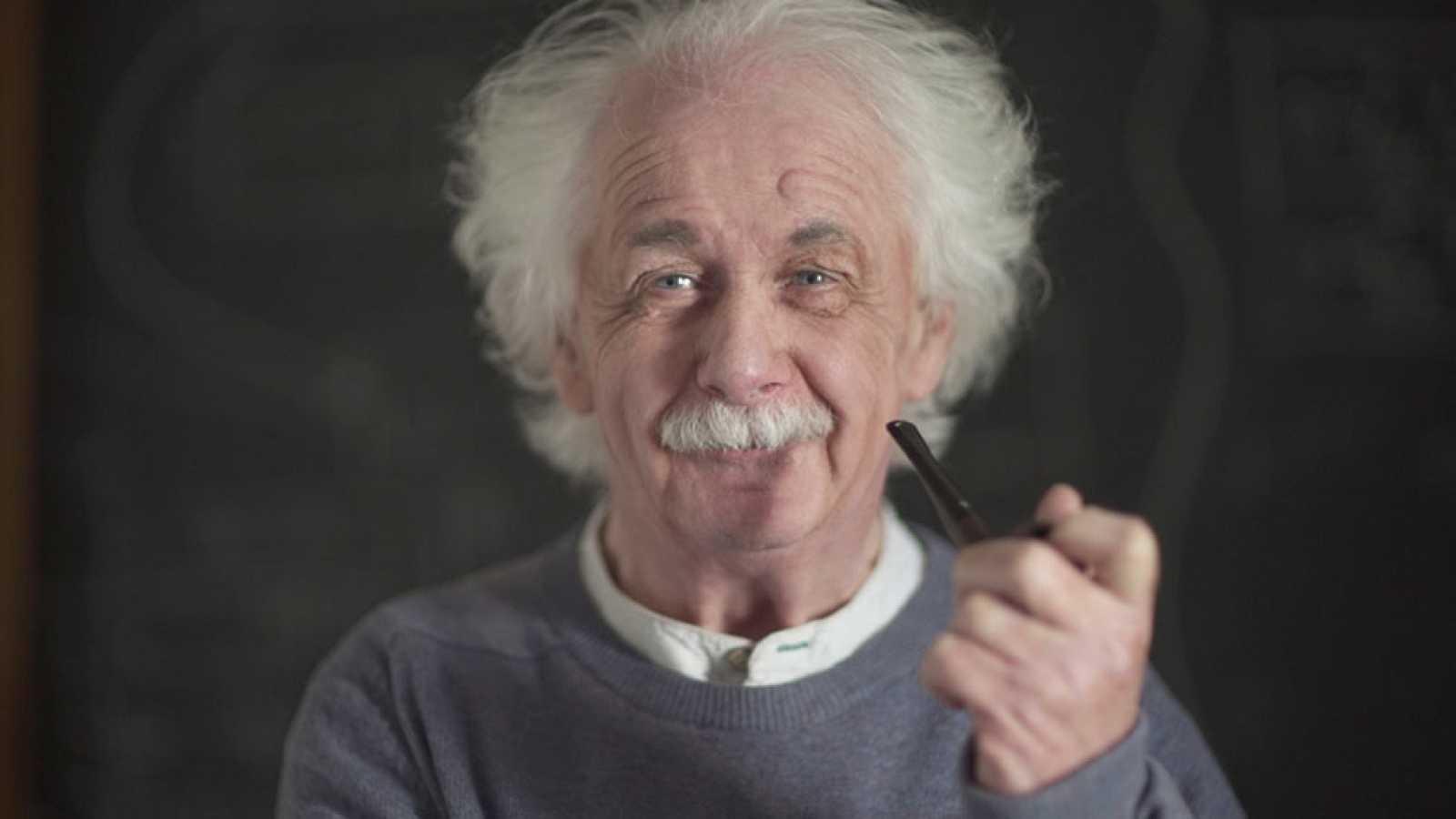 Inside Einstein's mind - Avance