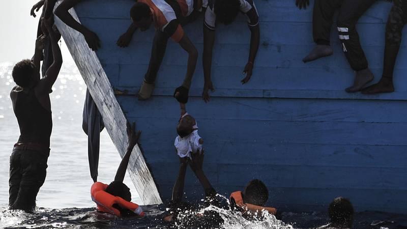 Más de 11.000 inmigrantes rescatados en tan sólo dos días en el Mediterráneo