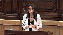 El Debat de La 1 - Parlem amb Inés Arrimadas, presidenta del grup parlamentari de Ciutadans - Avanç