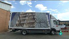 La Aventura del Saber. Kilómetros de arte. Truck Art Project